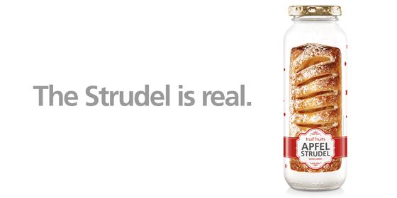 Auch ein Saftladen hat mal Bock auf wintereskes Soulfood. So bringen wir im November 2018 eine limited edition, erstmals mit neuer Geschmacksrichtung auf den Markt. Mit Apfel, Birne, Pflaume, Lucuma und einem Gewürzquartett (Zimt, Kardamom, Anis & Nelken) kann unser Smoothie fast mit Omas goldgelb gebackener Version mithalten. (Aber nur fast, versprochen Oma.) #thestrudelisreal